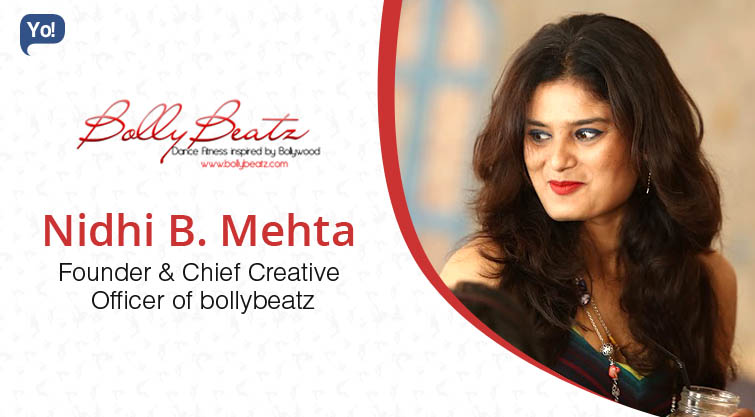 Interview With :   Nidhi B. Mehta, Founder & Chief Creative Officer of bollybeatz