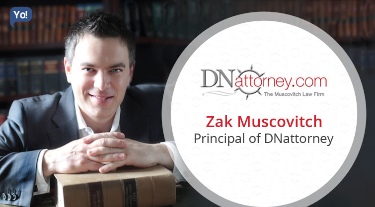 Interview With :   Zak Muscovitch, Principal of DNattorney