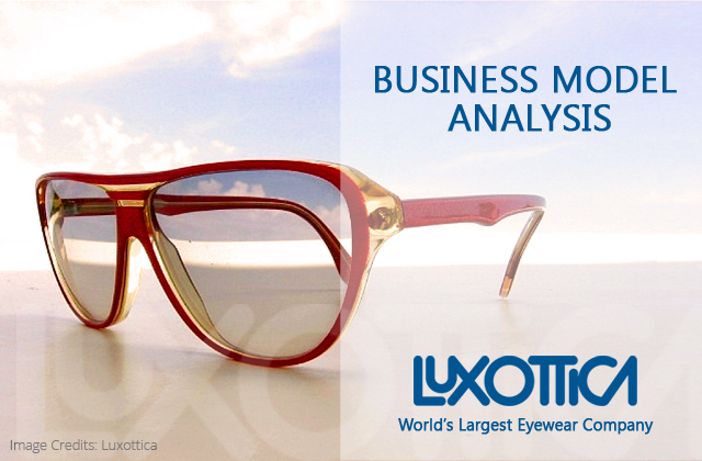 e211bc33bce Luxottica Group  World s largest eyewear company