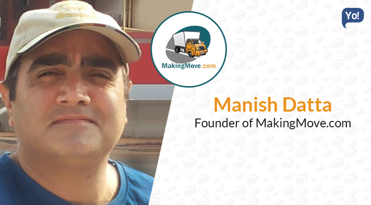 Interview With :    Manish Dutta, Founder of MakingMove.com