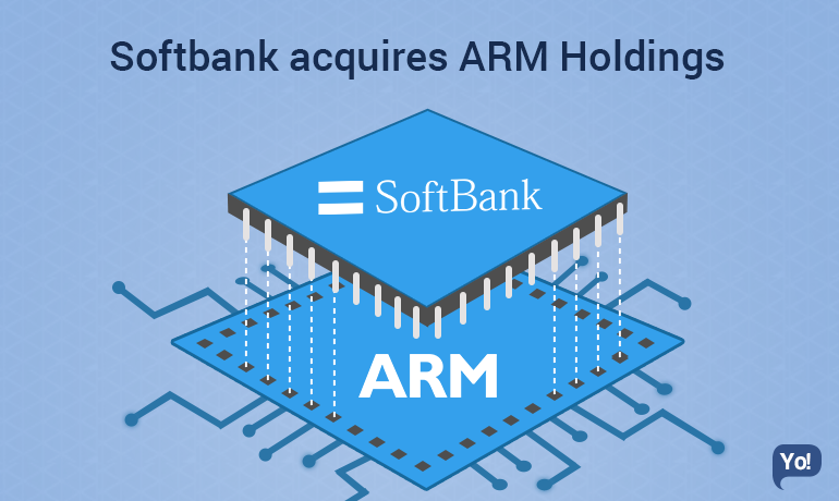 SoftBank acquire ARM