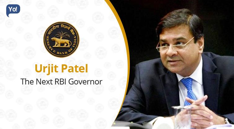 Urjit R Patel