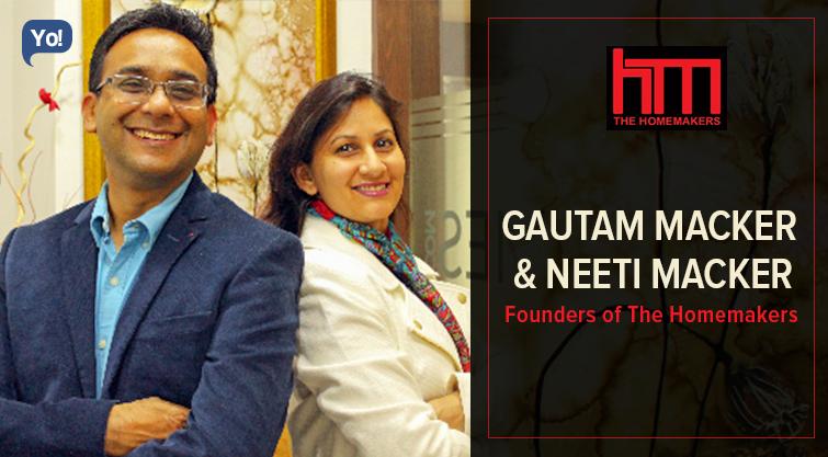 Gautam Macker & Neeti Macker