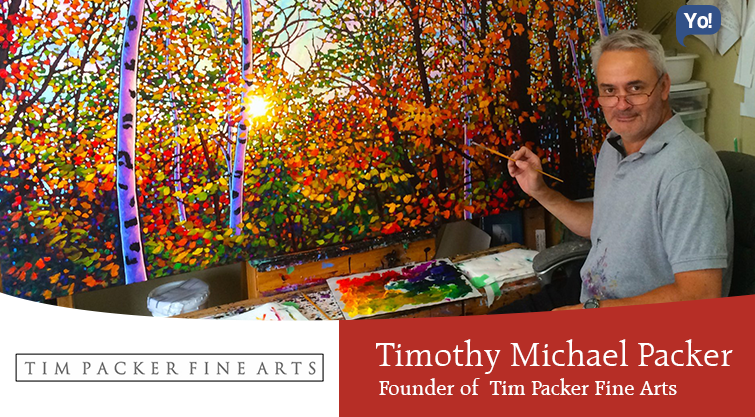 Timothy Michael Packer
