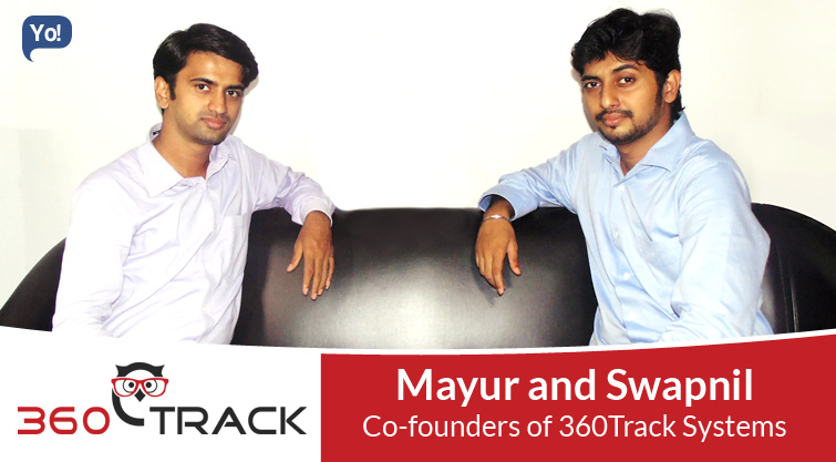 Mayur and Swapnil