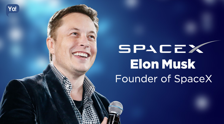 Tesla >> Inspiring Success Story of Elon Musk - Founder of SpaceX